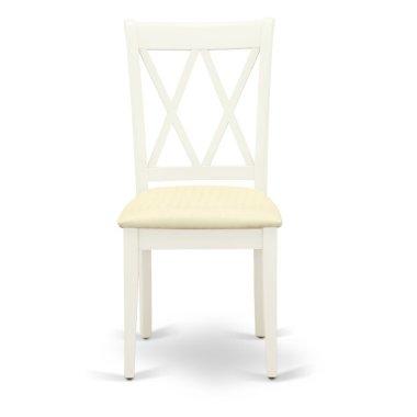 Набор Стол и стул для кухни Zumalai 3 шт. в наборе деревянный
