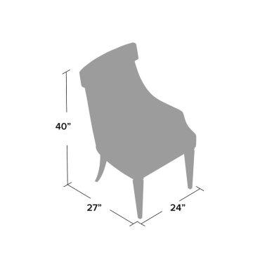 Набор Стол и стул для кухни Domaine 7 шт. в наборе раздвижной деревянный  - Baby House