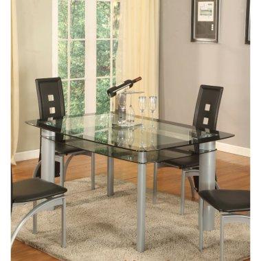 Набор Стол и стул для кухни Zirke 5 шт. в наборе