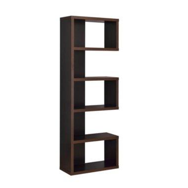 Геометрический книжный шкаф-полка Tillery