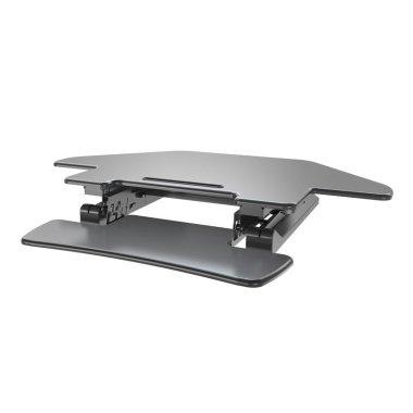 Kelm Sit to Stand Tabletop Cubical Riser рабочий регулируемый по высоте компьютерный стол  - Baby House