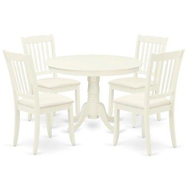 Набор Стол и стул для кухни ZiZi 5 шт. в наборе деревянный