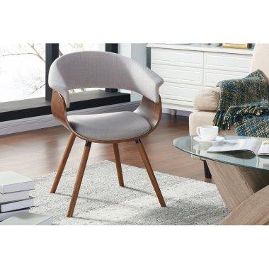 Набор Стол и стул для кухни Zoe 7 шт. в наборе деревянный