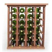 Винный шкаф для 24 бутылок напольный  - Baby House