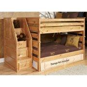 Двухъярусная детская кровать Aldeline  - Baby House